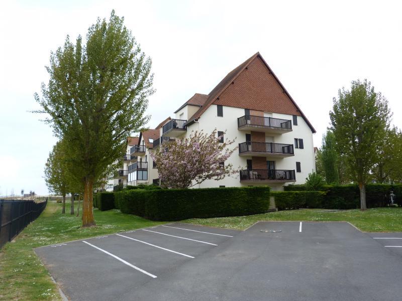 Vue extérieure de la location Location Appartement 69525 Cabourg