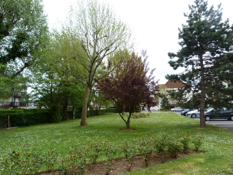 Jardin Location Appartement 69525 Cabourg