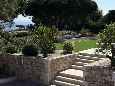 Jardin Location Appartement 71028 Cannes