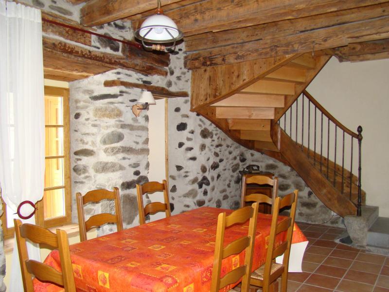 Salle à manger Location Gite 72319 Saint Lary Soulan