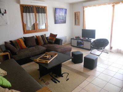 Séjour Location Appartement 72684 Vaujany