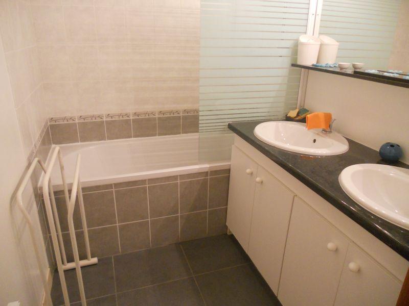salle de bain Location Appartement 72684 Vaujany
