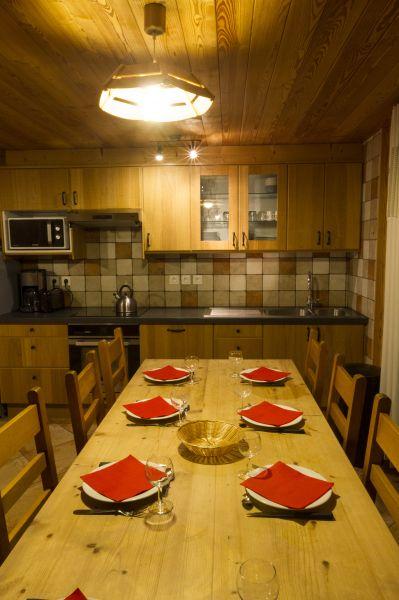 Séjour Location Appartement 73296 Bonneval sur Arc