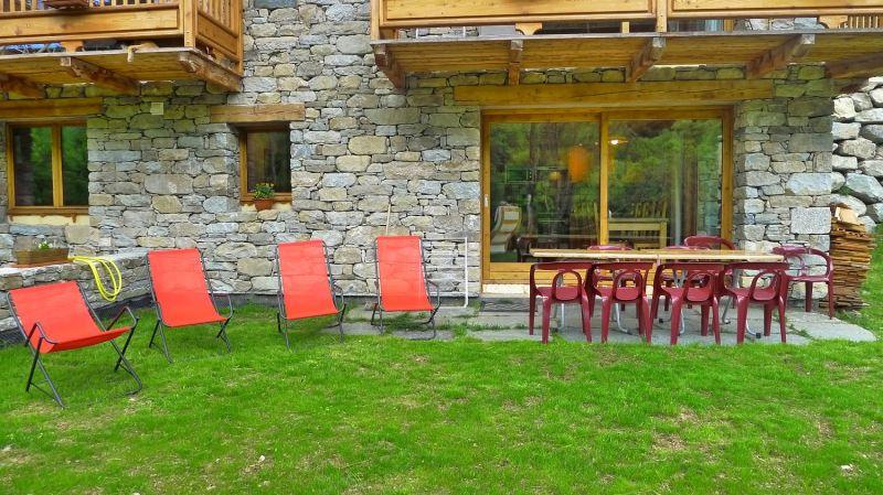 Jardin Location Appartement 73296 Bonneval sur Arc