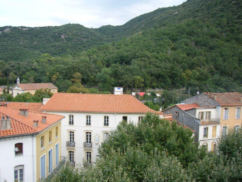 Vue du balcon Location Studio 74418 Amélie-Les-Bains