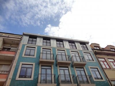 Vue ext�rieure de la location Location Appartement 74703 Porto