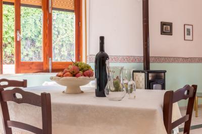 Jardin Location Villa 77391 Fontane Bianche