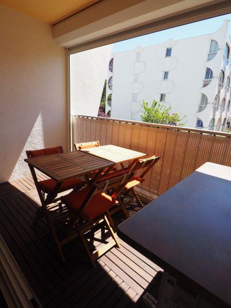 Terrasse Location Studio 78017 La Grande Motte