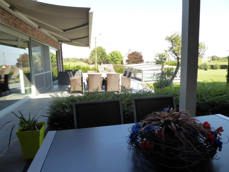 Terrasse Location Gite 78556 Courtrai