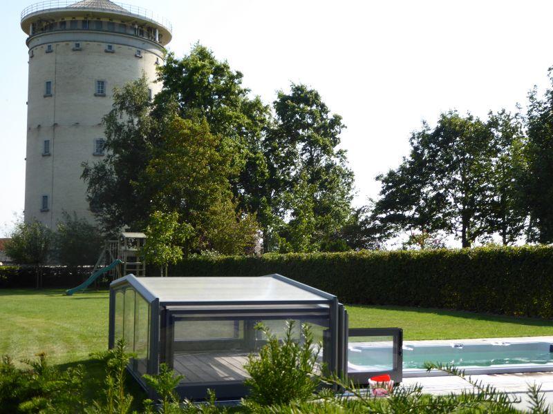 Jardin Location Gite 78556 Courtrai