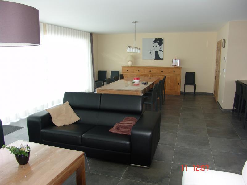 Salon 1 Location Gite 78556 Courtrai