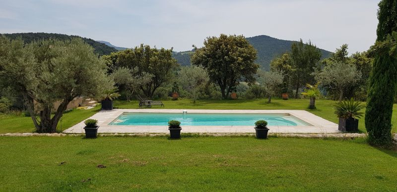 Piscine Location Gite 81749 Vaison la Romaine
