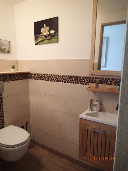 WC séparé Location Gite 81749 Vaison la Romaine