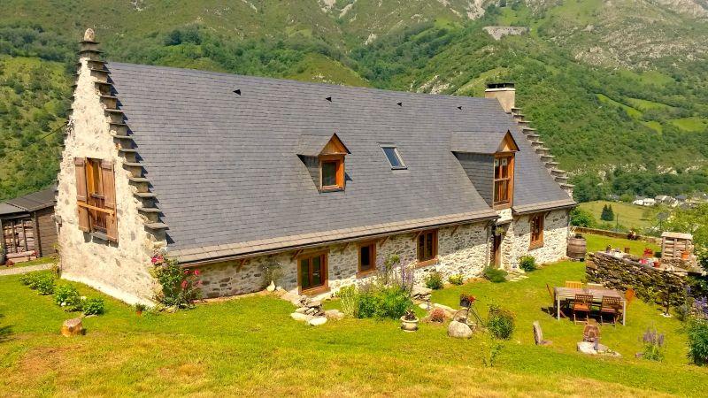 Vue extérieure de la location Location Gite 83058 La Mongie