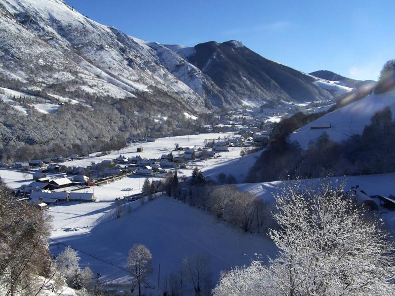 Vue depuis la location Location Gite 83058 La Mongie