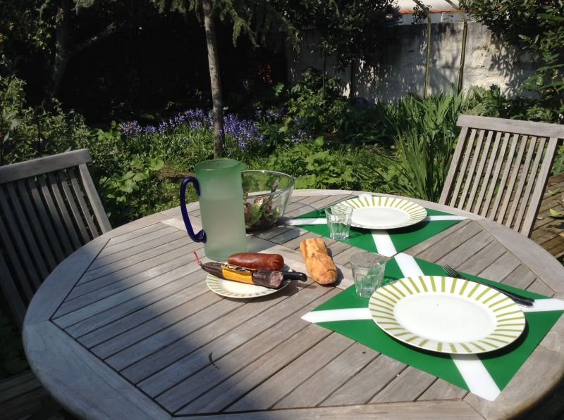 Jardin Location Maison 83750 La Rochelle