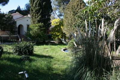 Jardin Location Villa 84463 La Seyne sur Mer