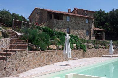 Piscine Location Gite 84892 Sienne