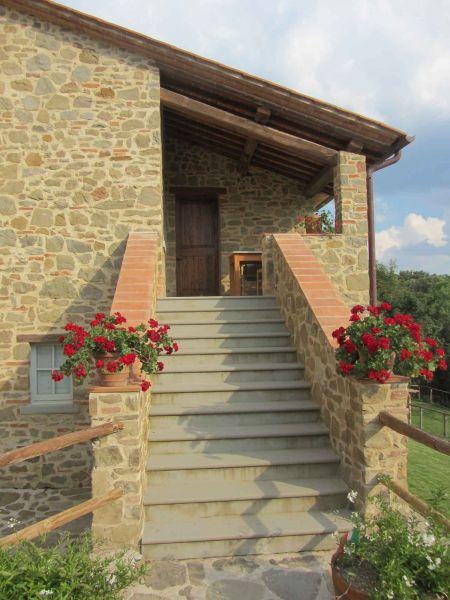 Entrée Location Gite 84892 Sienne