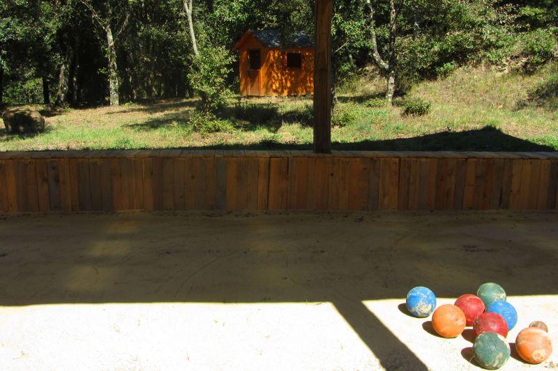 Jardin Location Gite 84892 Sienne