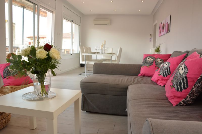 Salon Location Appartement 86249 Rosas