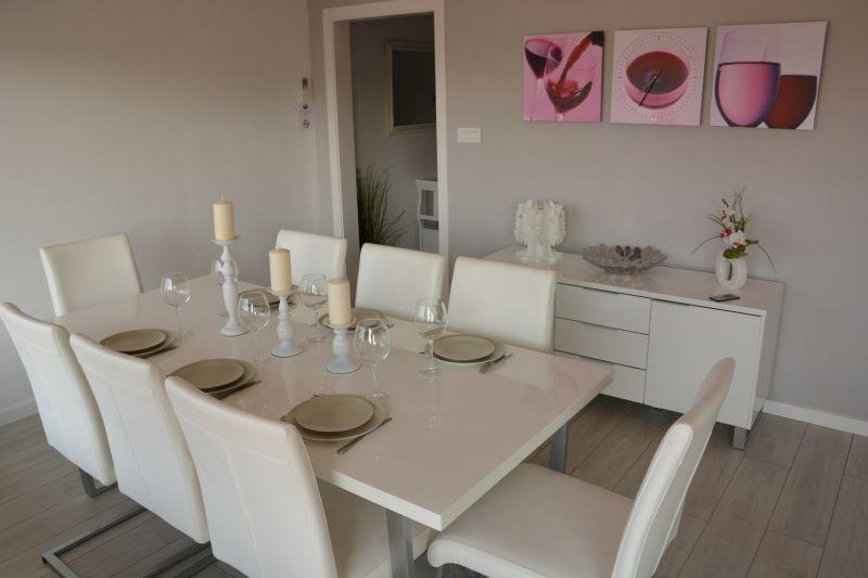 Salle à manger Location Appartement 86249 Rosas