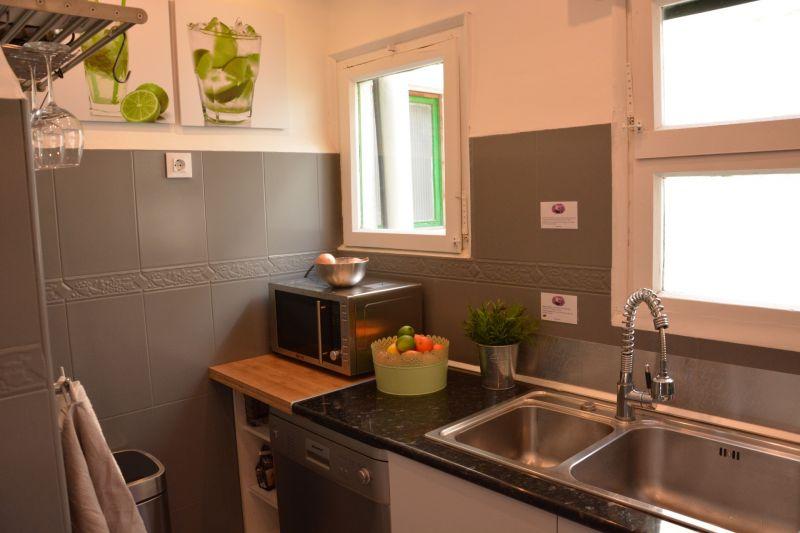 Cuisine indépendante Location Appartement 86249 Rosas