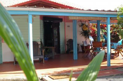 Terrasse Location Villa 88363 Sainte Anne (Martinique)