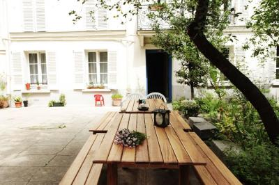Jardin Location Appartement 88570 PARIS