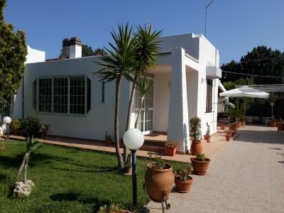 Entr�e Location Villa 88742 Fontane Bianche