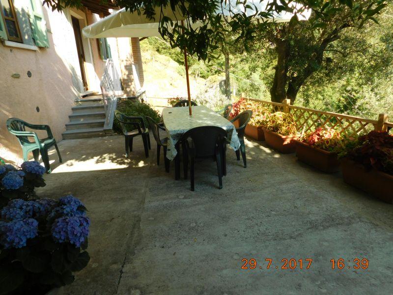 Vue extérieure de la location Location Maison 88858 Pietrasanta
