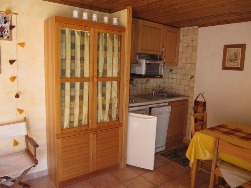Coin cuisine Location Studio 91241 Serre Chevalier