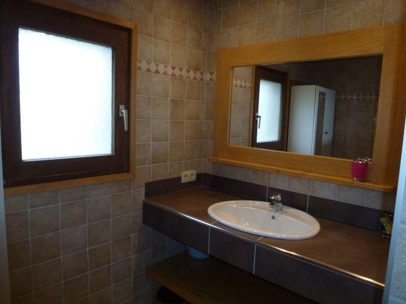 salle de bain Location Appartement 91332 Praz sur Arly
