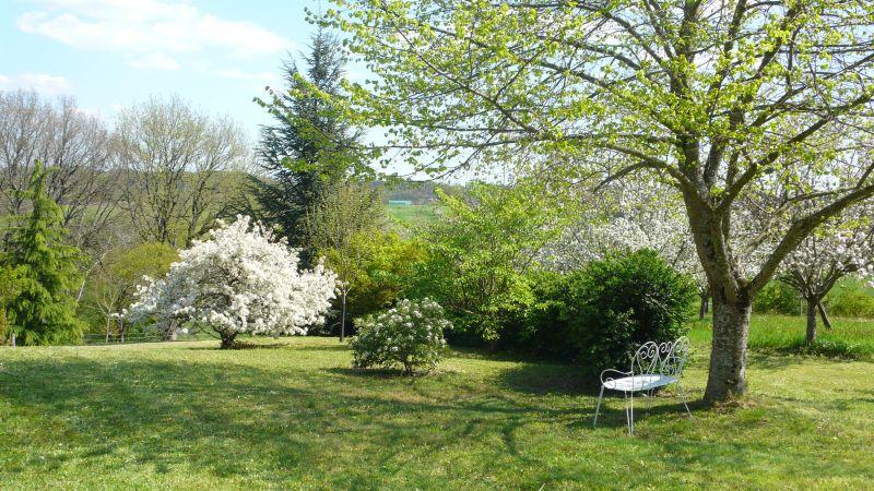 Jardin Location Gite 91676 Sarlat