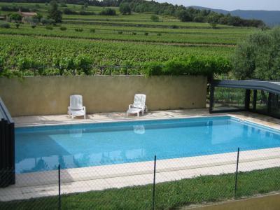 Piscine Location Gite 92894 La Tour d'Aigues