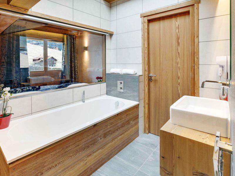 salle de bain 5 Location Chalet 94809 Le Grand Bornand