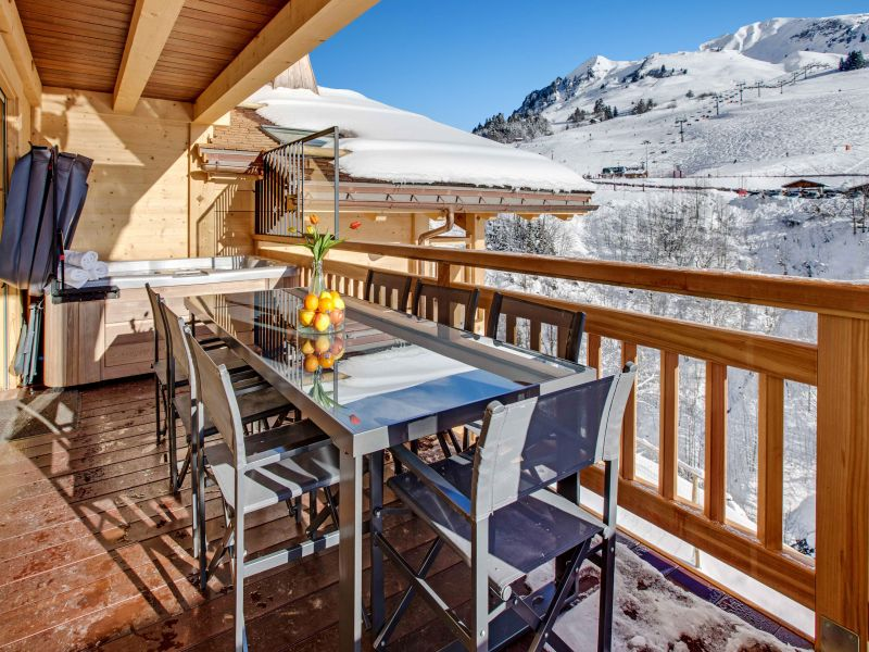 Terrasse 2 Location Chalet 94809 Le Grand Bornand