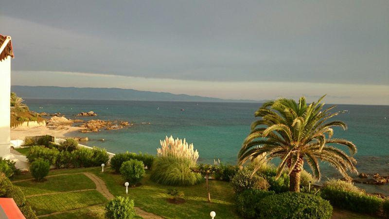 Vue depuis la location Location Studio 95253 Ajaccio