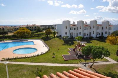 Vue du balcon Location Appartement 96042 Arma��o de Pera