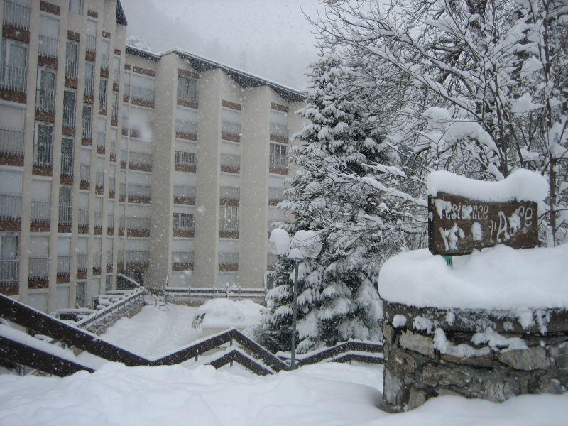 Vue extérieure de la location Location Studio 96543 Barèges