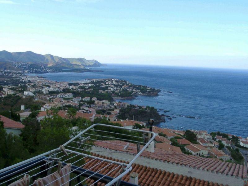 Vue du balcon Location Villa 96959 Llança