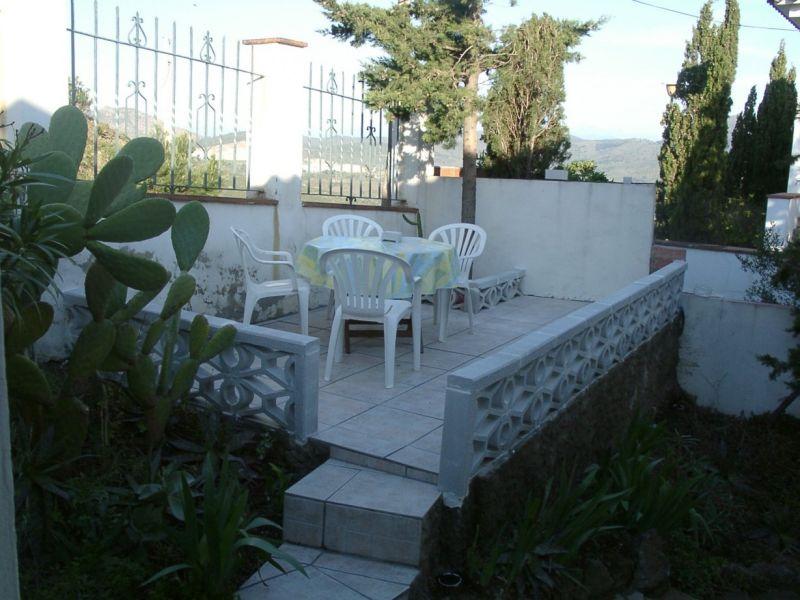 Vue de la terrasse Location Villa 96959 Llança
