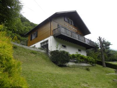 Vue ext�rieure de la location Location Chalet 97942 Luz Saint Sauveur