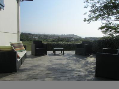 Terrasse 1 Location Maison 99007 Bidart