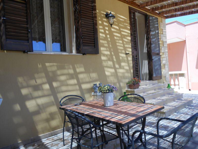 Vue extérieure de la location Location Appartement 99243 Otranto
