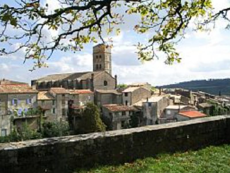 Vue à proximité Location Maison 100502 Montolieu