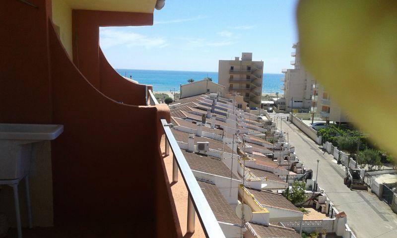 Vue depuis la location Location Appartement 105376 Peñíscola