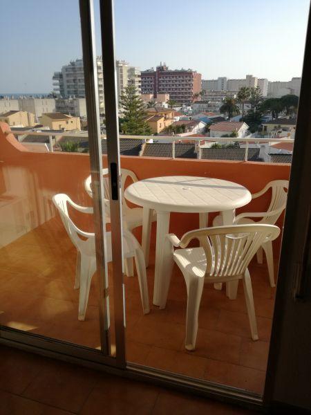 Terrasse Location Appartement 105376 Peñíscola