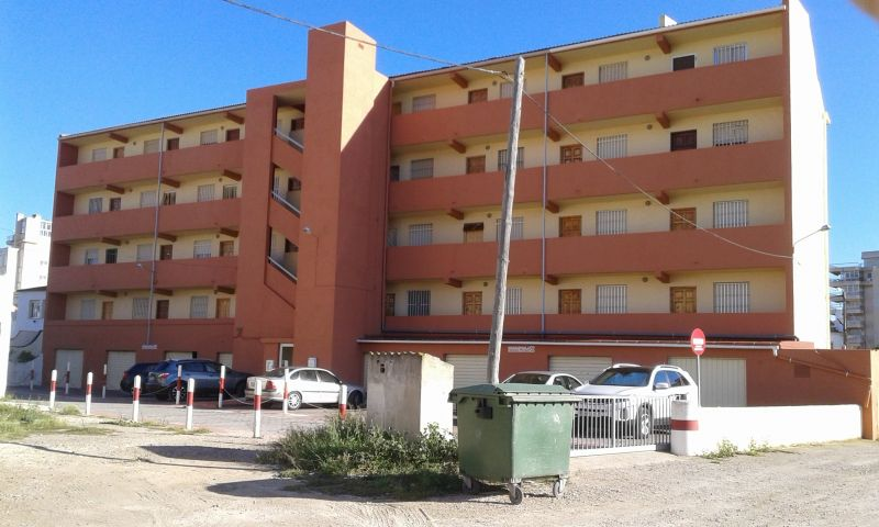 Vue extérieure de la location Location Appartement 105376 Peñíscola