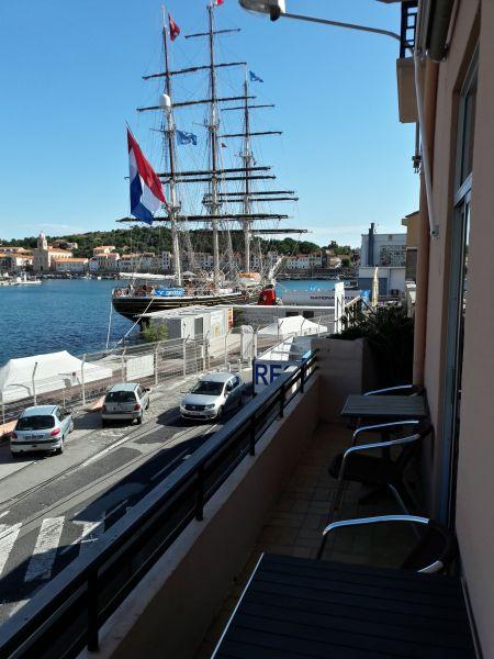 Balcon Location Appartement 107179 Port Vendres